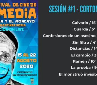 Cine de Comedia - Sesion #1