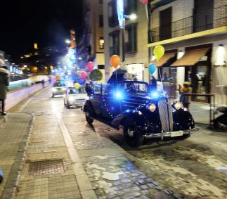 Cabalgata Reyes Magos 2021