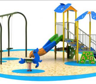 Remodelación de los parques de la ciudad