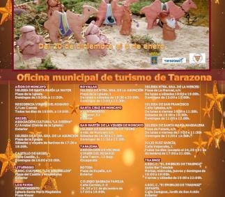 Ayuntamiento de tarazona una ventana abierta for Oficina turismo tarazona