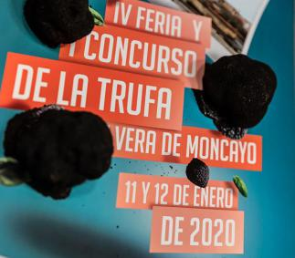 IV Feria de la trufa y concurso de la trufa en Vera de Moncayo