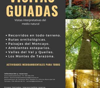 Visitas guiadas Moncayo - Ayuntamiento de Tarazona
