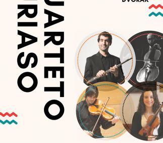 concierto, música, cuarteto turiaso, palacio de eguarás