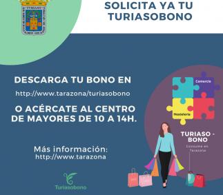 TURIASOBONO - Bonos reactivación del comercio en Tarazona