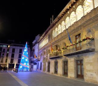 Mensaje del alcalde Luis José Arrechea en el encendido de luces de Navidad