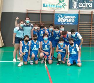 Basket Tarazona
