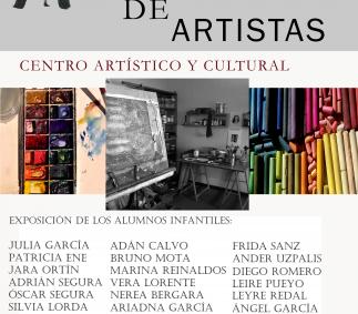 Exposición pictória Atellier de Artistas - Tarazona