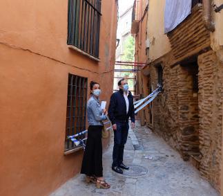 El Ayuntamiento encargará un Plan Director para actuaciones en el Casco Histórico.