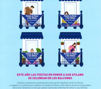 l Ayuntamiento Colabora con la Asociación Española contra el Cáncer