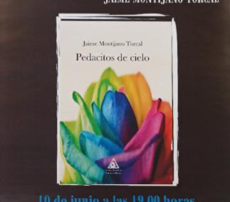 Jaime Montijano presenta su primer libro