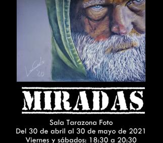 Exposición Pintura y dibujos Luis Carlos Lapuente - Tarazona