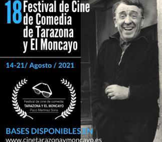 XVIII Festival de Cine de Comedia de Tarazona y el Moncayo