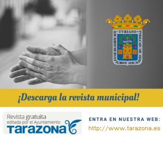 Descarga la revista municipal de Tarazona