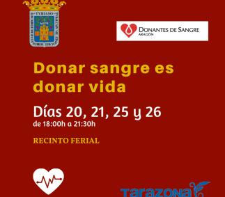 Dona sangre en Tarazona