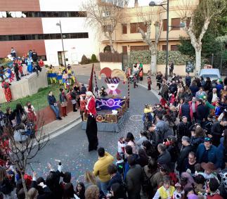 Tarazona en Carnaval 2020
