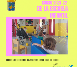 Escuela Infantil curso 2021 - 22