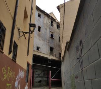 Rehabilitación edificio C/ Rúa Alta de Bécquer, 2