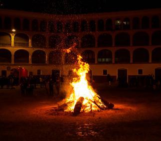 Celebración de San Antón 2020