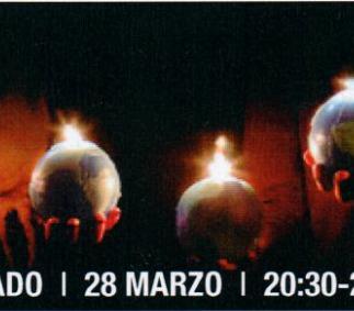 El Ayuntamiento de Tarazona se suma a la hora del planeta 2020
