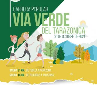 Carrera Popular Vía Verde del Tarazonica