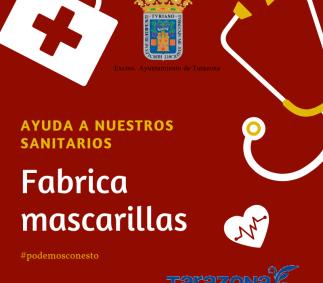 Fabrica Mascarillas - Ayuntamiento de Tarazona