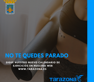 Polideportivo Tarazona - No dejes de hacer deporte