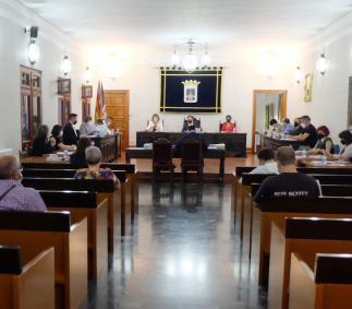 El Ayuntamiento aprueba la modificación de las ordenanzas fiscales reguladoras tanto del IBI como del ICIO