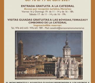 Puertas abiertas de la Catedral