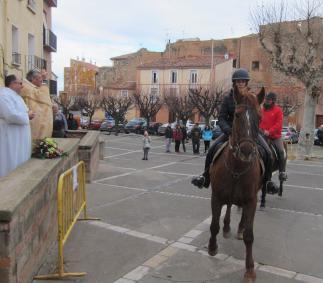 Ayuntamiento de Tarazona - San Antón 2020