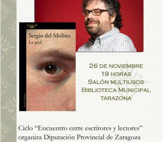 Encuentros entre escritores y lectores 2020 - Sergio del Molino