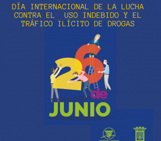 Día Internacional de la Lucha contra el Tráfico Ilícito y Abuso de Drogas.