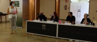 """Presentación del libro  """"Poesía búlgara Contemporánea"""""""