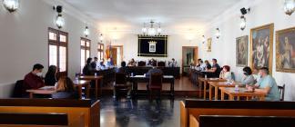El alcalde de Tarazona pide responsabilidad a los grupos para no torpedear un proyecto fotovoltaico con una inversión de 15 millones de euros en la ciudad
