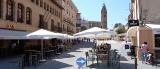 Condona del impuesto de Terrazas y Veladores - Ayuntamiento de Tarazona