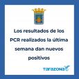 LOS RESULTADOS DE LOS PCR REALIZADOS LA ÚLTIMA SEMANA DAN NUEVOS POSITIVOS