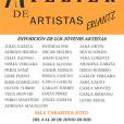 Exposición Jovenes Artistas Atelier