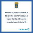 Solicitud de Ayudas Economicas Covid-19