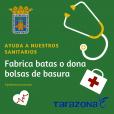 Fabrica batas - Cruz Roja Tarazona
