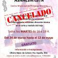 Ayuntamiento de Tarazona - Cancelado Taller de Indumentaria Renacentista
