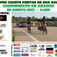 "I Trofeo Cadete ""Fiestas de San Agustín"""