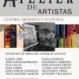 Exposición de obras del Atelier de Artistas