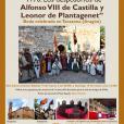 Recreación histórica - 850 aniversario desposorios de Alfonso VIII de Castilla y Leonor de Plantagenet