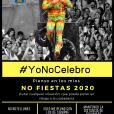 #YoNoCelebro