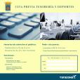 HORARIOS DE ATENCIÓN AL PÚBLICO  EN TESORERÍA Y DEPORTES  (Cita previa)