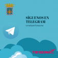 Síguenos en Telegram - Tarazona